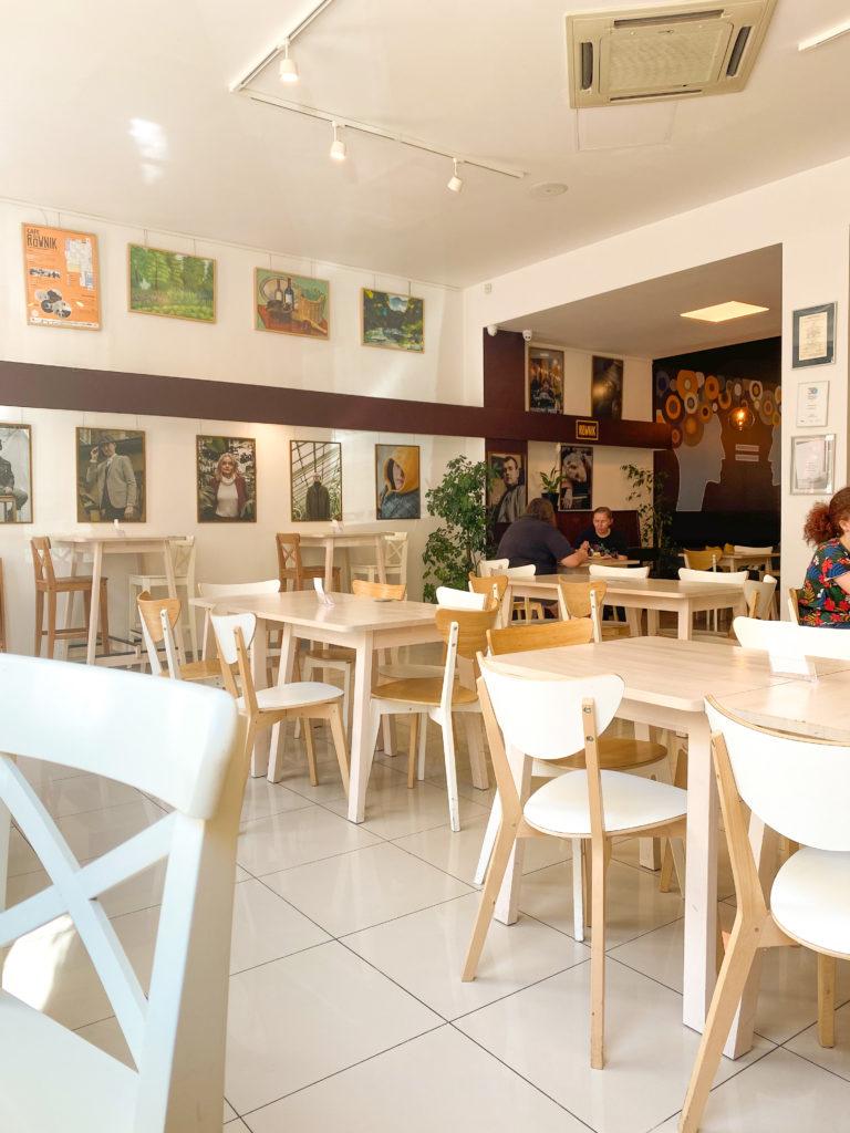 Café Rownik Wroclaw