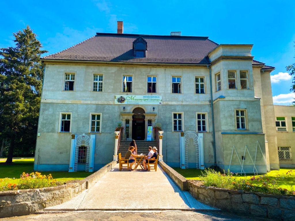 Palace von Reden Lower Silesia