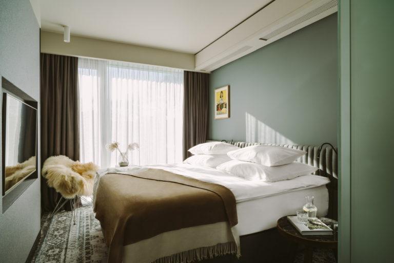 PURO Hotel Breslau Zimmer