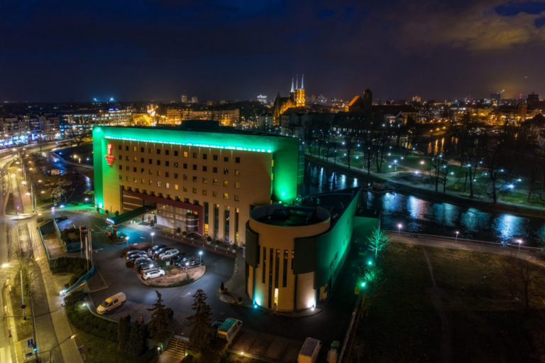 Hotel HP Park Plaza Breslau