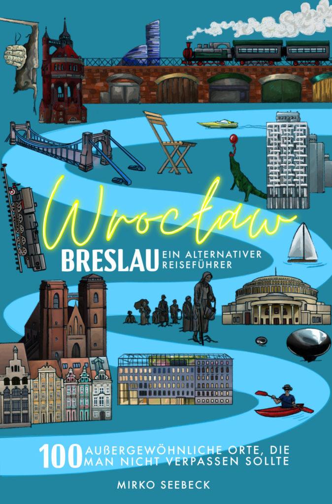 Breslau Reiseführer Wroclaw Cover