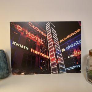 Neon Galerie Breslau Kunstdruck