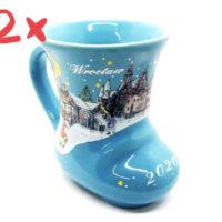 Breslau 2020 Weihnachtsmarkt Tasse