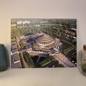 Jahrhunderthalle Breslau Fotodruck