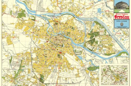 Wroclaw Breslau 1941
