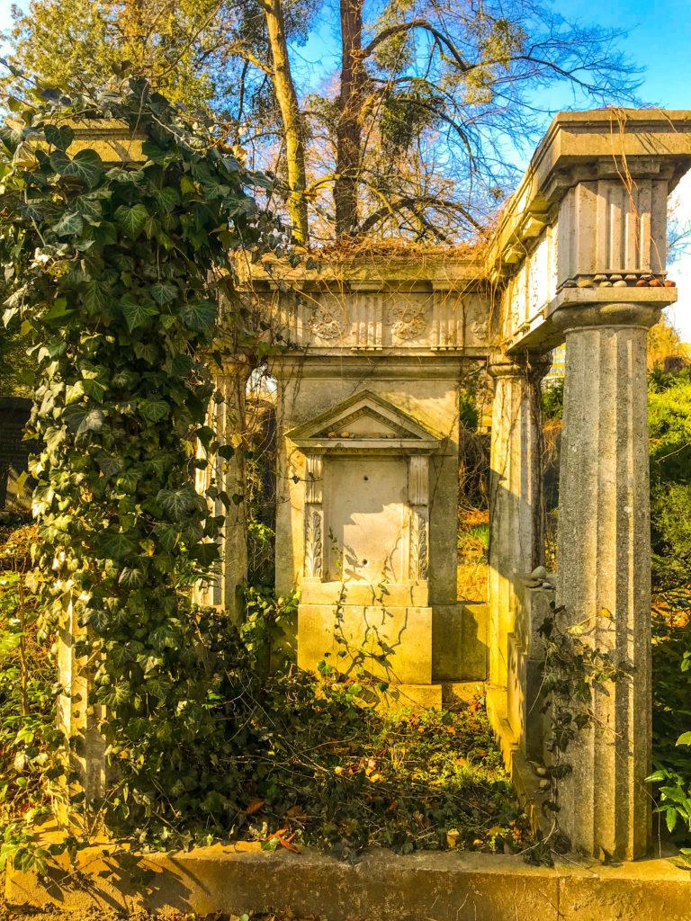 The Jewish Cemetery Wroclaw