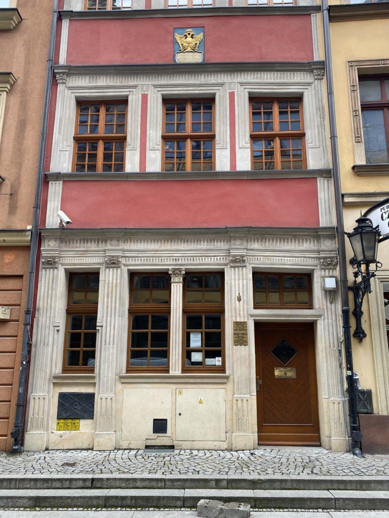 Pharmacy Museum Wroclaw