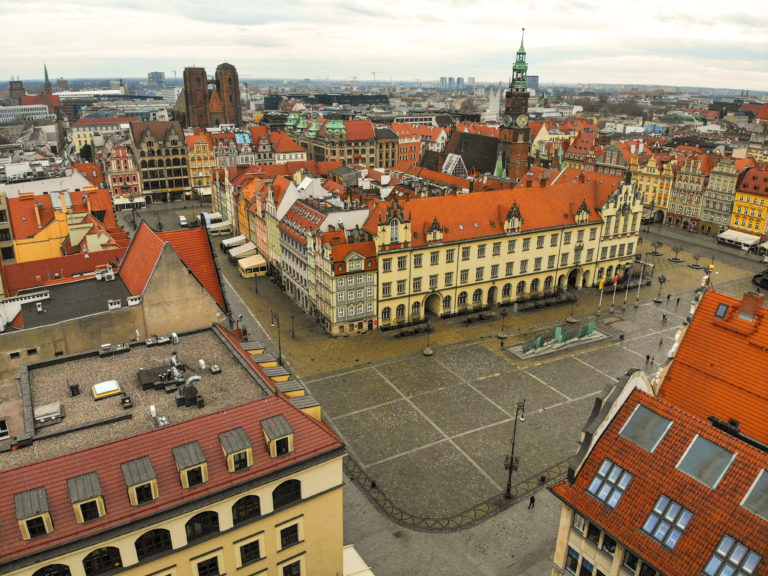 Market Square Wroclaw
