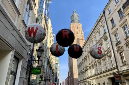 Coronavirus in Breslau Wroclaw