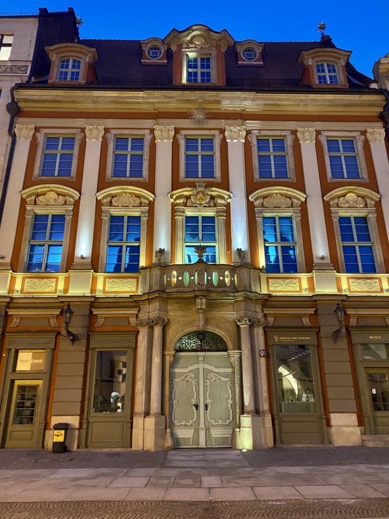 Pan Tadeusz Museum Wroclaw