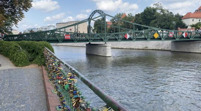 Dombrücke Breslau