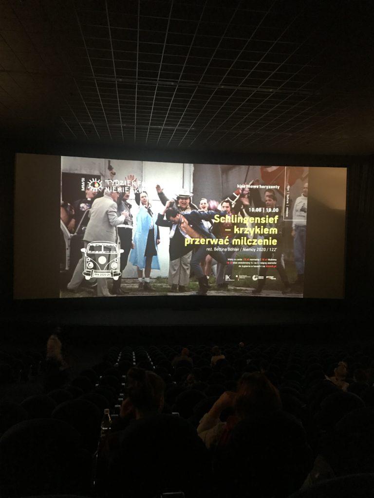 Deutsche Kinowoche in Breslau