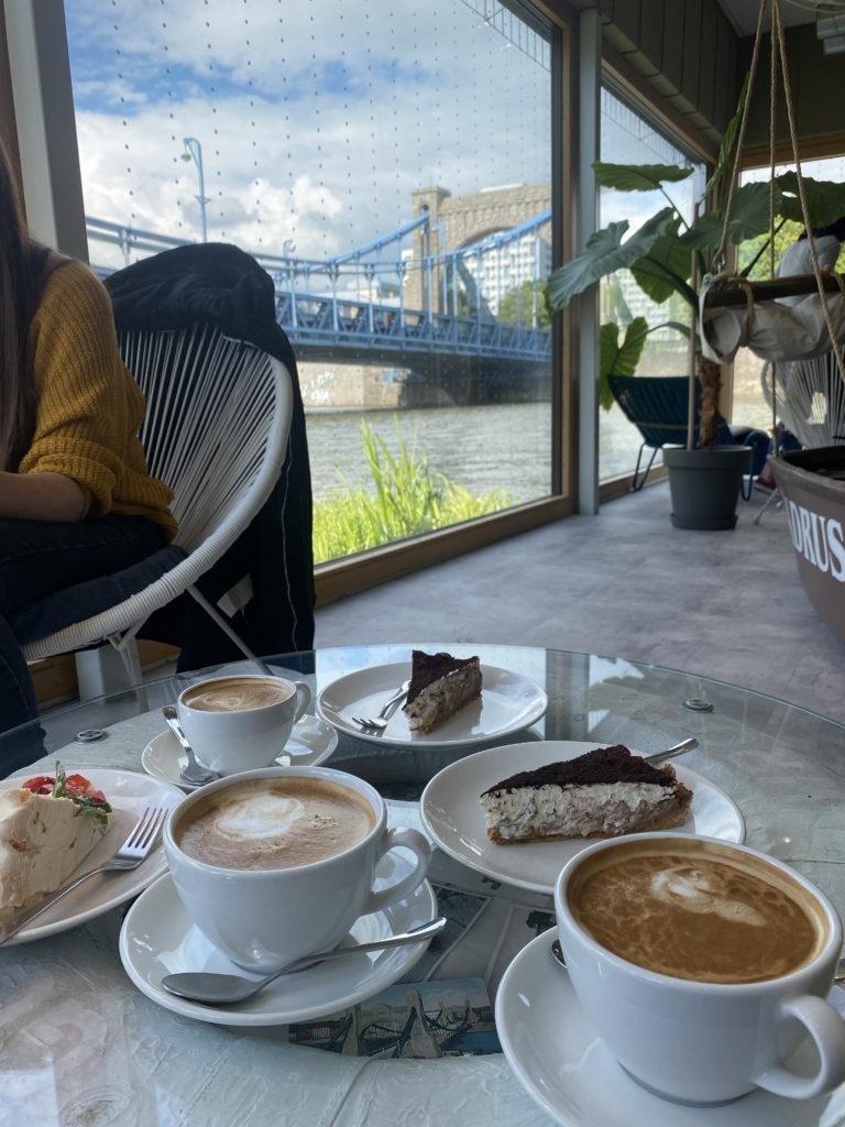 Odra Cafe Breslau