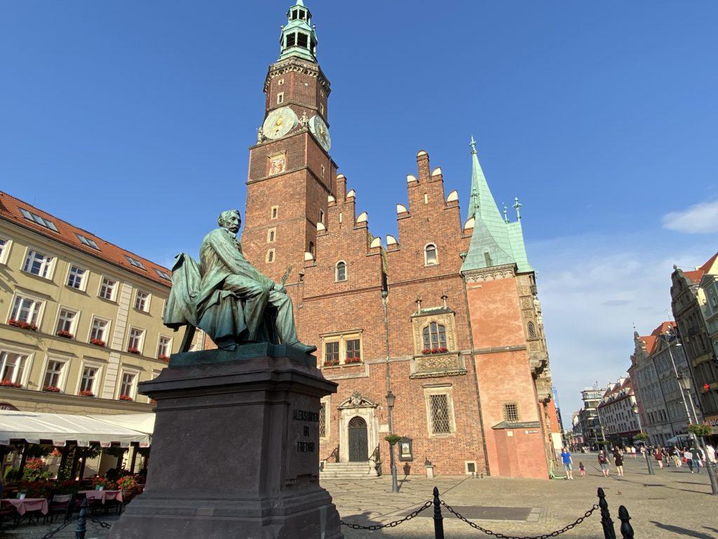 Fredo Wroclaw Market Square