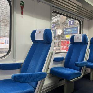 Mit dem Zug nach Breslau