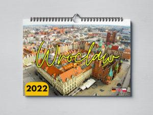 Breslau Wandkalender 2022