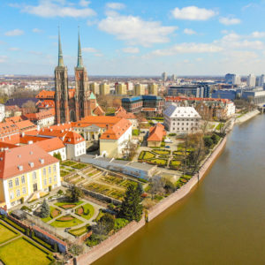 Weekend in Wroclaw