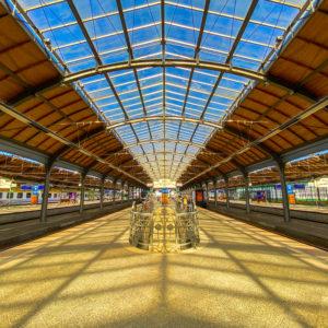 Train Station Wroclaw Glowny