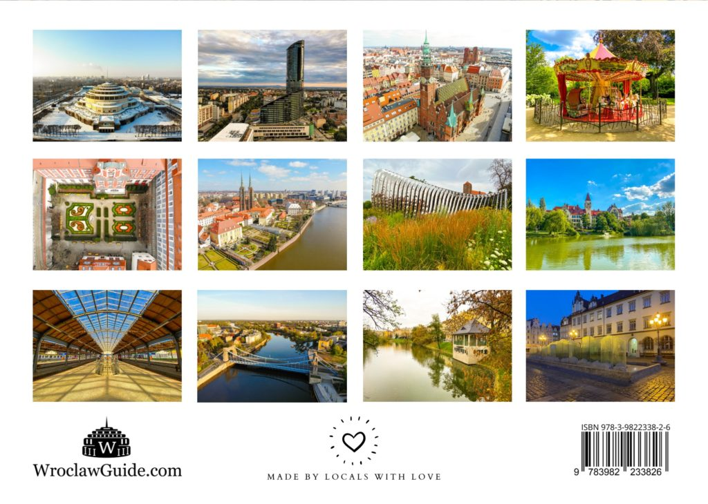 Wroclaw Calendar 2022