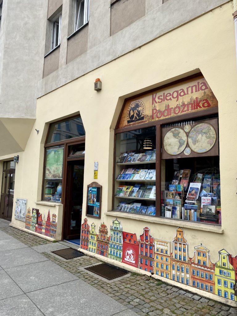 Księgarnia Podróżnika