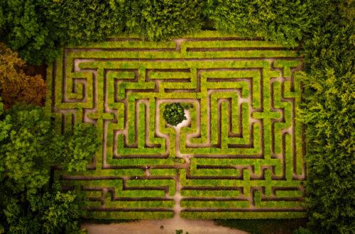 Wroclaw Maze